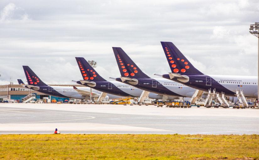 Brussels Airlines v září zaznamenaly nárůst počtu cestujících