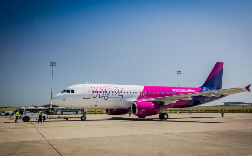 Wizz Air v září přepravil 2.137.569 cestujících