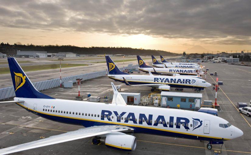 Ryanair: 91 % našich letů bylo v září bez zpoždění
